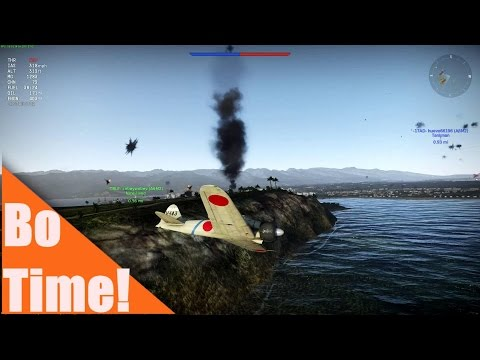 War Thunder - Attacking Pearl Harbor
