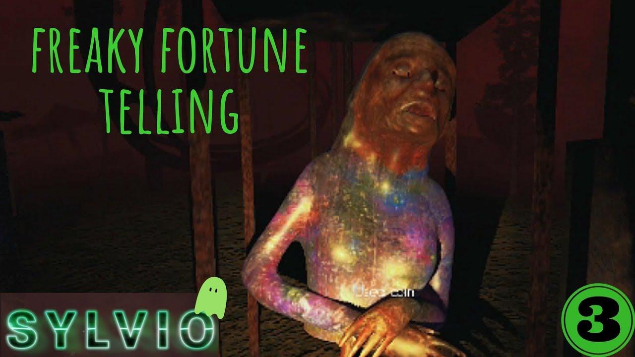 Freaky Fortune Telling- Sylvio #3 (PS4)