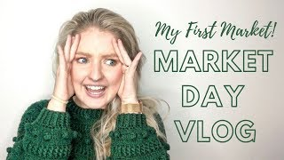 Market Day VLOG - My First Market Stall - Camberwell Sunday Market