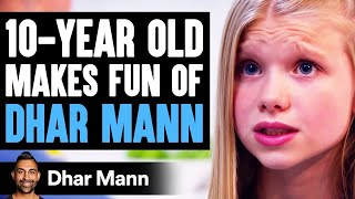 10-Year-Old MAKES FUN OF Dhar Mann, He Lives To Regret It | Dhar Mann
