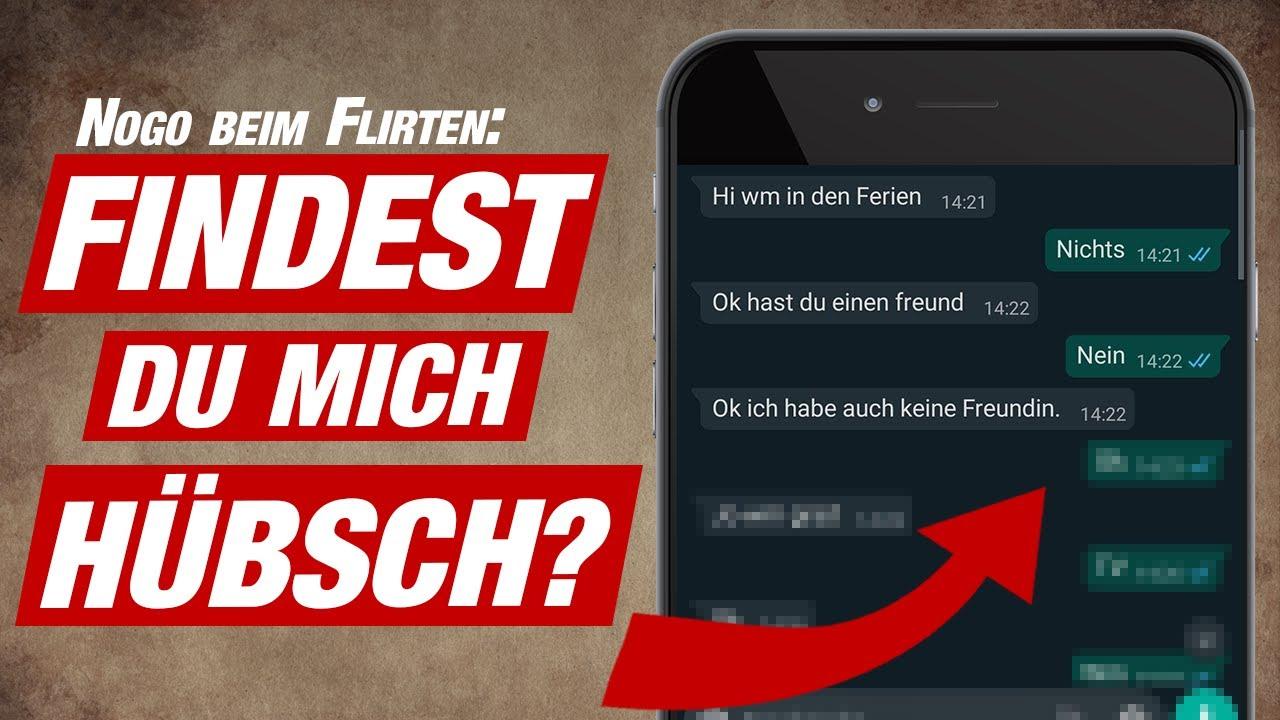 Diese Fragen solltest du niemals im Chat stellen! 💔 - YouTube