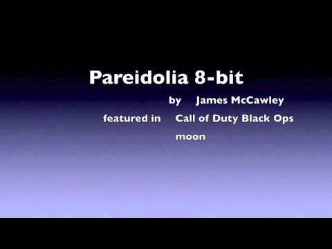 Pareidolia 8-bit Call of Duty: Black Ops - Moon nazi zombies James McCawley