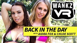 Video WankzVR - Chloe Scott + Aidra Fox (SFW VR Trailer) download MP3, 3GP, MP4, WEBM, AVI, FLV Juli 2018