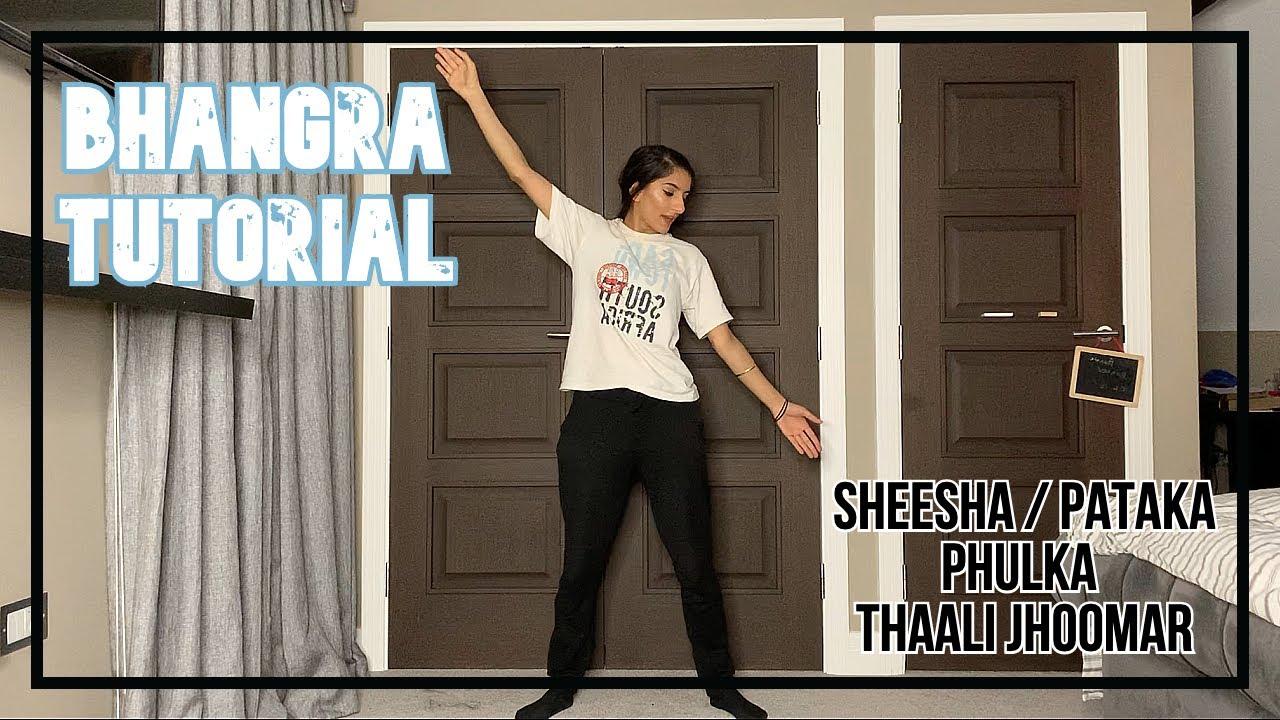 HOW TO: Shisha/Pataka, Phulka, Thaali Jhoomar | Bhangra for Beginners 3 | Ranveer Kaur
