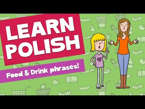 Learn Polish: Food and Drink (Episode 13)