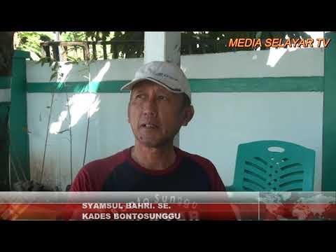 Desa Bontosunggu Wakili Selayar Diajang Lomba Desa Tingkat Provinsi