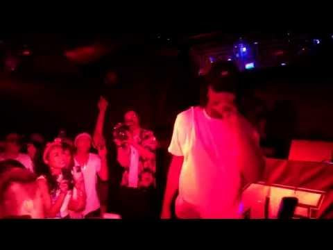 Iamsu! live in Nagoya, Japan 1
