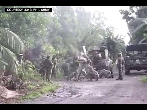Militar at Abu Sayyaf, nagka-engkwentro sa Patikul, Sulu kaninang umaga