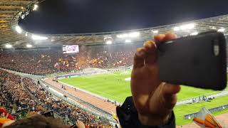 Roma - Barcellona  3 - 0 - Inno Roma Roma Roma #ASRoma #UCL