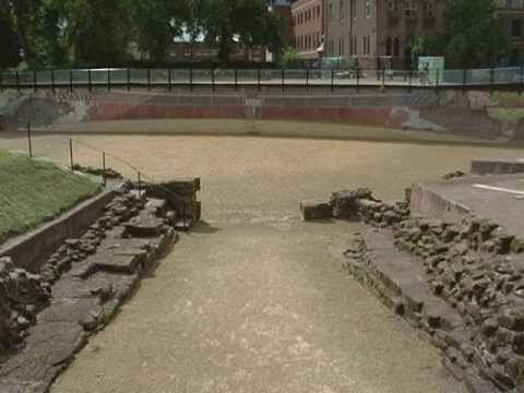 Amffitheatr Caer Chester Amphitheatre