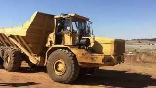 40 Ton Dump Truck Training