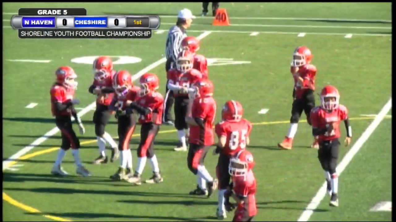 Shoreline Youth Football Conference 5th Grade Championship - YouTube 3beec79b9