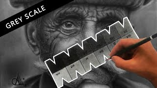How to make a Grayscale Value Finder