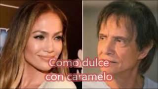 Baixar Jennifer López ft Roberto Carlos -CHEGASTE- subtitulos en español HD