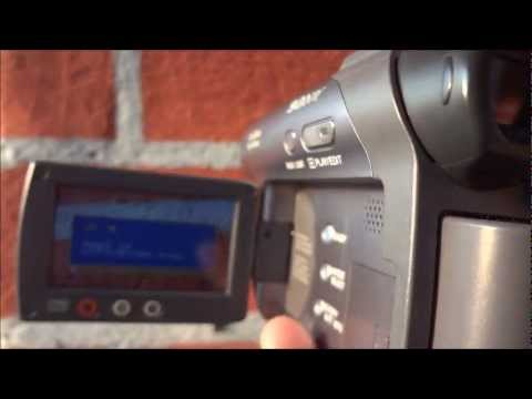 sony handycam dcr-dvd755e software