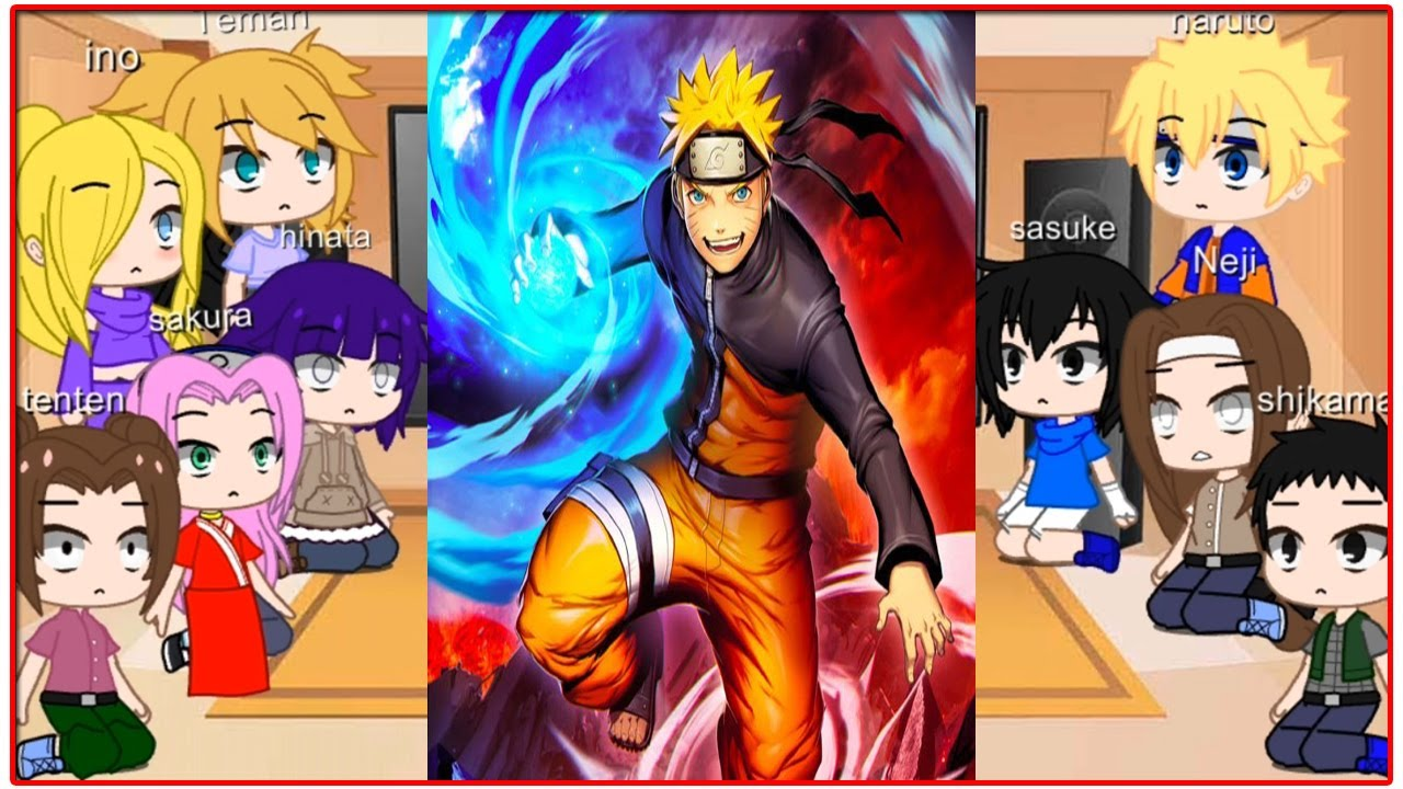 Download 🍟 Naruto react to...❓❓❓    👉 Best react Compilation 2021👈    ❤️ Part 7 ❤️