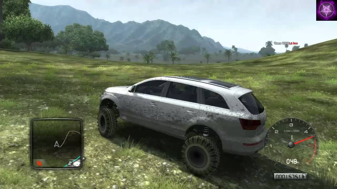 Test Drive Unlimited 2 Tdu2 Trainer Q7 Monster Truck
