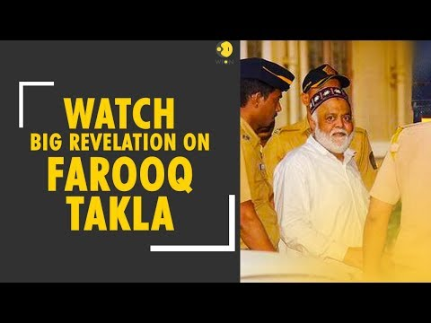 India Foreign Ministry: Farooq Takla is a fugitive