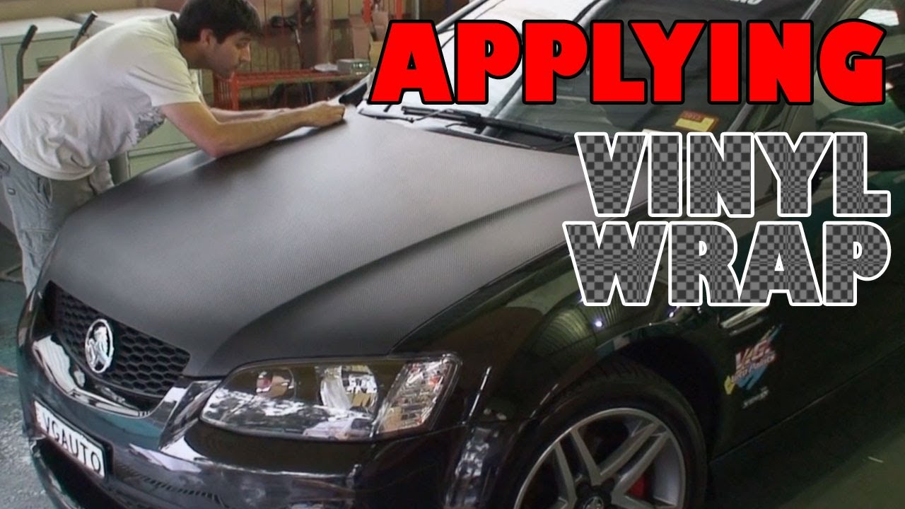 Auto Vinyl Wrap >> First Time Applying Vinyl Wrap Youtube
