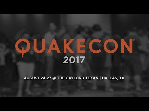 Welcome to QuakeCon 2017 – Quake World Championships, QuakeCon Sale & More!