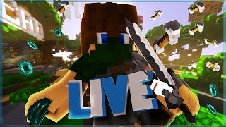 🔴HYPIXEL LIVESTREAM W/ Facecam and Fans! | /p join kmaxi | Subscribe = Shoutout!🔴