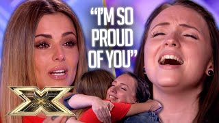 CAPTIVATING audition leaves Cheryl in TEARS! | The X Factor UK