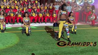 """GSU Orchesis """"Highlights"""" Bayou Classic Battle of the Bands 2019"""
