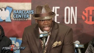 Deontay Wilder Vs. Artur Szpilka Full Video-COMPLETE Post Fight Press Conference Video
