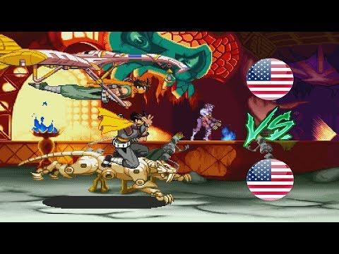 Marvel Vs Capcom - -Spiceman Vs IceManual