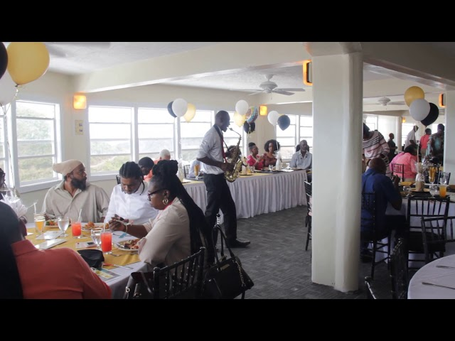 Saxophone Event Music Entertainment in the US Virgin Islands