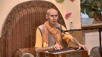 Шримад Бхагаватам 4.16.1 - Ядурадж прабху