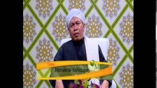 Kh. Misbahul Munir Cholil Memaknai_kehidupan Kh Misbahul Munir