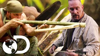 5 armas de caza artesanales | Desafío x 2 | Discovery Latinoamérica