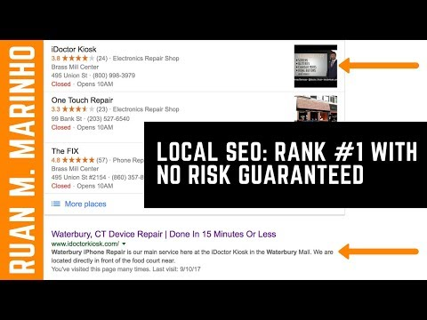 Local SEO: Step-By-Step How I Rank My Clients #1 On Google (