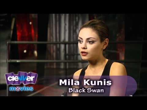 Mila Kunis: Black Swan Interview