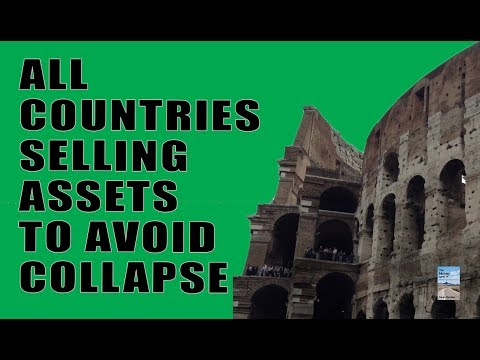 ALL Countries Are Selling Off Assets For PENNIES on the Dollar to Avoid COLLAPSE!