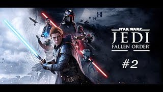 Star Wars Jedi Fallen Order/Gameplay po polsku/#2/Wpadka