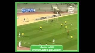 الاهلي السعودي والقادسية الكويتي 6-0 دوري ابطال العرب