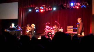 Cyndi Lauper hits the stage at the Orange Peel in Asheville NC Thumbnail
