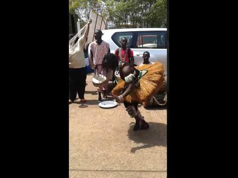 Sierra Leone cultural dance