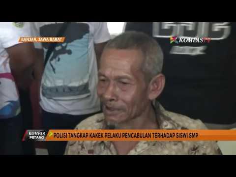 Kakek 70 Tahun Ini Cabuli Siswi SMP