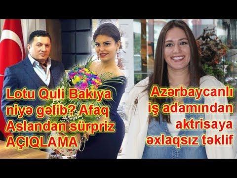 Lotu Quli Bakıya niyə gəlib?, Leyla Quliyevaya da vəzifə verildi