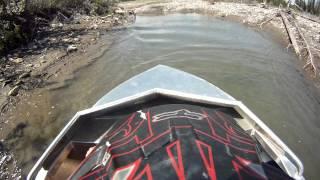 Jet Boating On The Upper Red Deer River Wee Boat