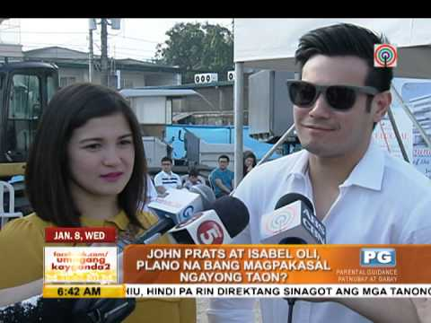 Camille Prats approves of Isabel Oli - YouTube