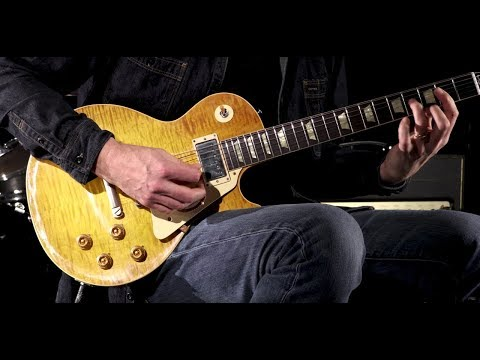 Gibson Custom Shop Wildwood Spec by Tom Murphy 1959 Les Paul Standard  •  SN: 91142