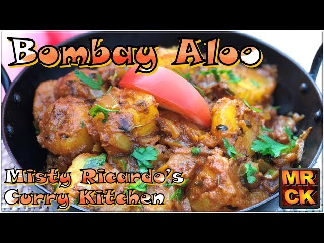 How to make Bombay Aloo (Indian Restaurant Style)