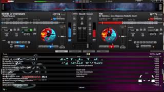 VIRTUAL DJ MEZCLA PARA DICIEMBRE VOL 1 PASTOR LOPEZ Y RODOLFO AICARDI
