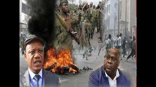 JEAN MARC ATINDI LA POLICE NA BA KULUNA BABUKA NDAKU YA PAPA ETIENNE TSHISEKEDI ;BABEBANI NA FELIX