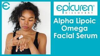 Alpha Lipoic Omega Facial Serum | Epicuren Discovery Thumbnail