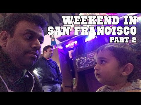 Weekend in San Francisco Part 2 | Travel With DY